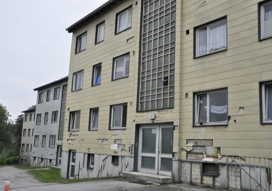 Flüchtlingsheim in Velbert